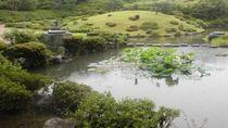 Issuen Garden, Taman Menawan di Nara, Jepang
