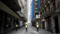 Melihat Lockdown di Berbagai Negara Eropa di Tengah Pandemi Virus Corona