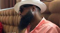 Intip Gaya Kuliner Slim Thug, Rapper AS yang Positif Covid-19