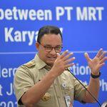 Pak Anies, Begini Dampak PSBB ke Ekonomi Jakarta