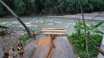 Jembatan Gantung di Kabupaten Luwu Sulsel Putus, 1 Warga Tewas