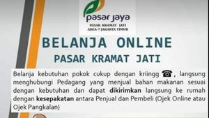 Netizen Kompak Kumpulkan Kontak Pedagang Sayur Supaya Bisa Belanja Online