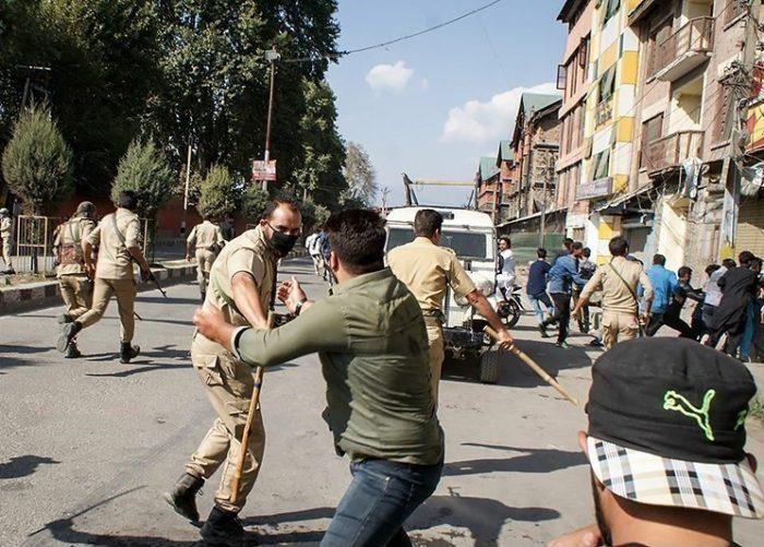 Keluar Rumah untuk Beli Susu, Pria Ini Dipukuli Hingga Tewas Oleh Polisi