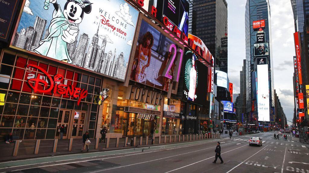 AS Kini Jadi Negara dengan Kasus Corona Terbanyak di Dunia