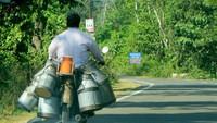 India Lockdown, Pria India Dipukuli Polisi Saat Terpaksa Beli Susu Anak