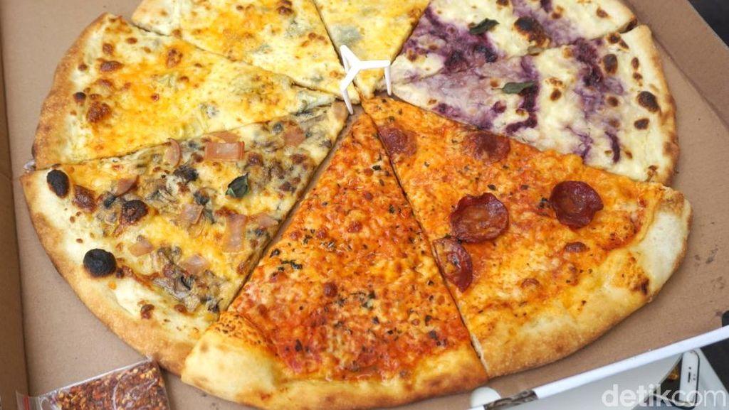 5 Tempat Makan Pizza Enak di Jaksel, Harganya Rp 25 Ribuan