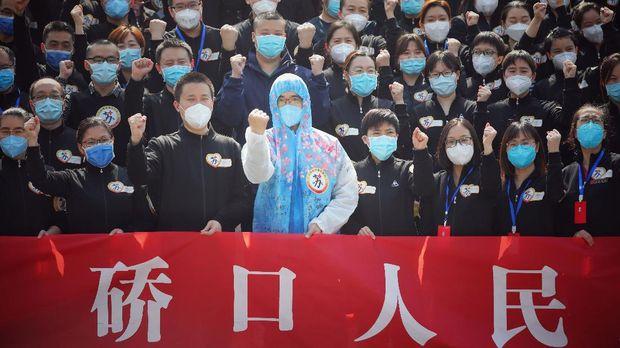 Cerita Warga Wuhan Terbebas dari Mati Lemas karena Lockdown