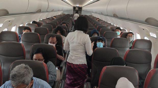Cegah Corona, Lion Air Minta Penumpang 'Jaga Jarak'
