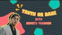 Truth or Dare, Ardhito Kesal Netizen Bahas Twit 10 Tahun Lalu