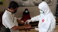 Total Pasien Corona Indonesia 170 Meninggal, 112 Sembuh, Ini Sebarannya