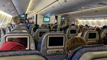 Potret Penerbangan Terakhir Mesir-Kanada Imbas Corona
