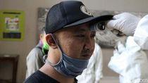 Jurnalis di Bandung juga Ikuti Rapid Test Virus Corona