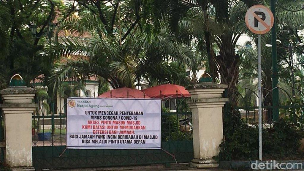 DMI Imbau Masjid Beri Bisyarah untuk Khotib dan Ustaz Terdampak Corona