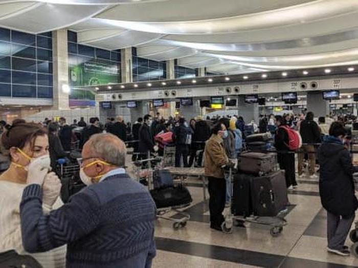 Eihab Boraie, penerbangan Mesir-Kanada