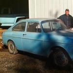 Jodoh! 38 Tahun Pergi, Mobil Kesayangan Kembali di Tangan