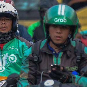 Balada Nasib Driver Ojol di Tengah PSBB