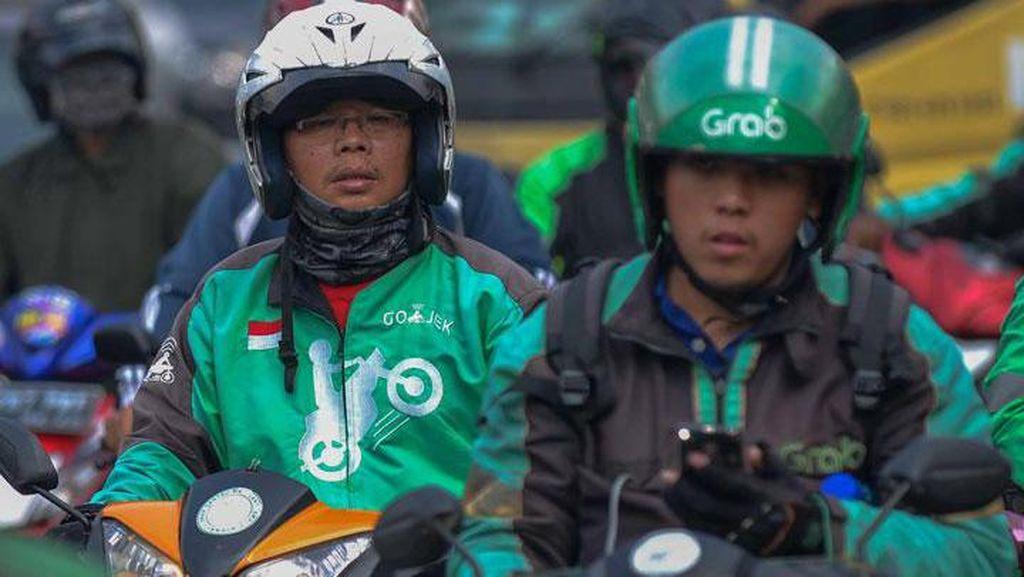 Ojol di Medan Anggap Larangan Angkut Penumpang Saat PSBB Ngeri-ngeri Sedap