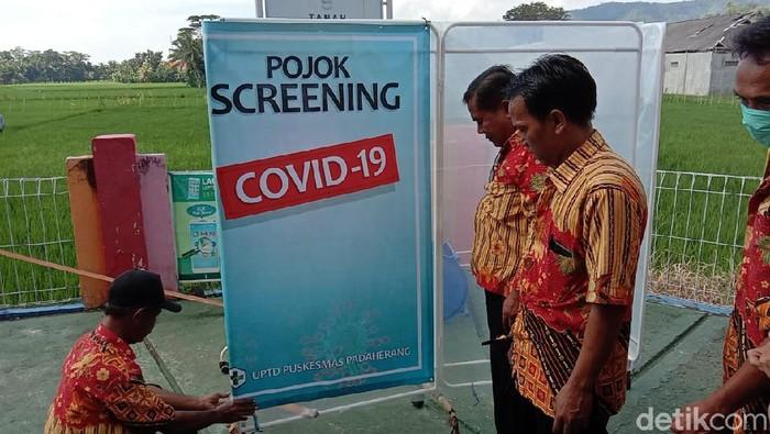 Pojok Screening di Pangandaran
