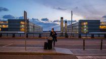Potret Penerbangan di Eropa yang Tersungkur Dihantam Corona