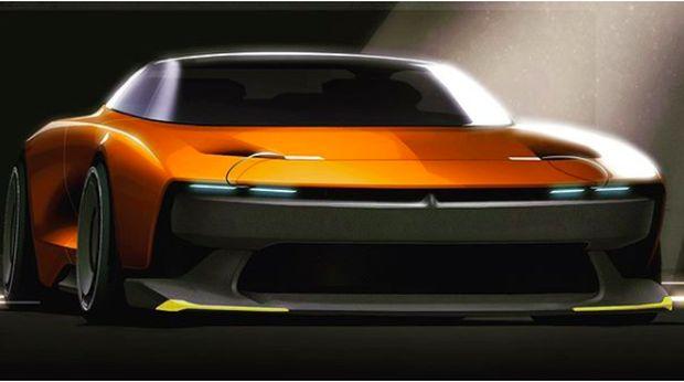 Desain Dodge Charllenger dan Charger
