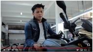 Cerita Ariel Noah Modifikasi Motor BMW Petualangnya