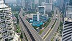 Warganya Kerja di Rumah, Begini Potret Jakarta yang Makin Sepi
