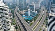 Kerja di Rumah Saja Bikin Volume Kendaraan Berkurang di Ibu Kota