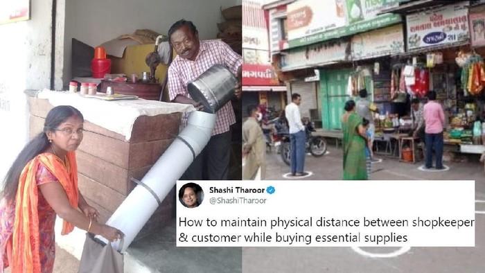 India Social Distancing