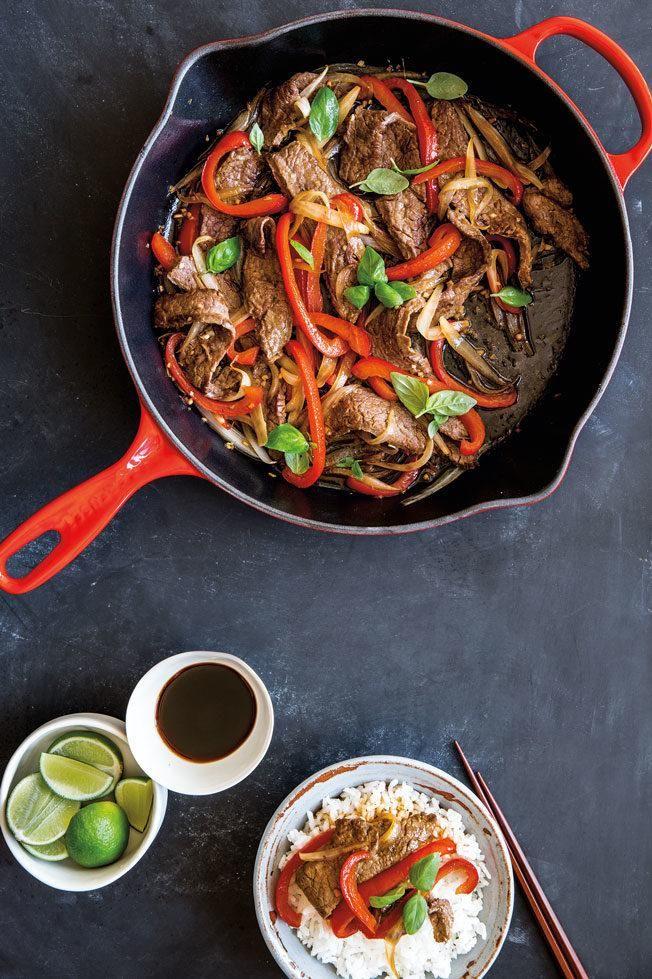 Ini Resep 'Thai Beef Basil' ala Chef Steby Rafael Buat Masak di Rumah