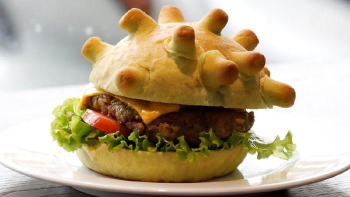 Burger virus corona