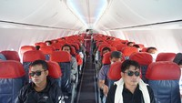 Cegah Corona, Lion Air Minta Penumpang Jaga Jarak