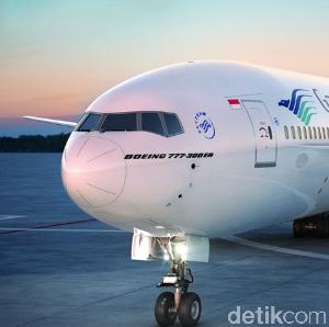 Beredar Kabar Pilot Kena PHK, Bos Garuda Indonesia Buka Suara