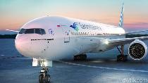 70% Pesawat Garuda Dikandangkan Imbas Corona, Begini Kondisinya