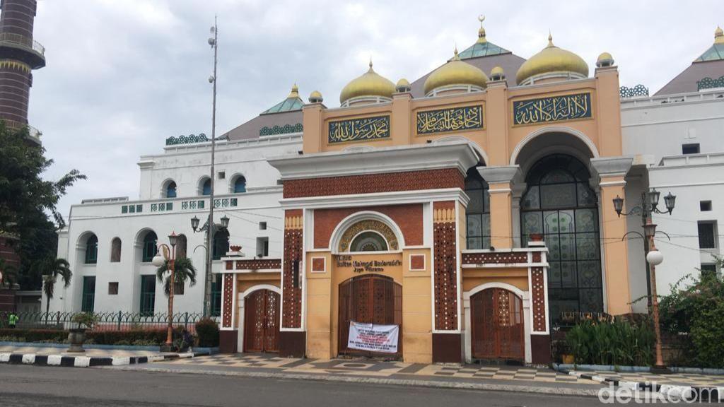 Sumsel Siaga Corona, Pemkot Palembang Imbau Salat Jumat Ditiadakan