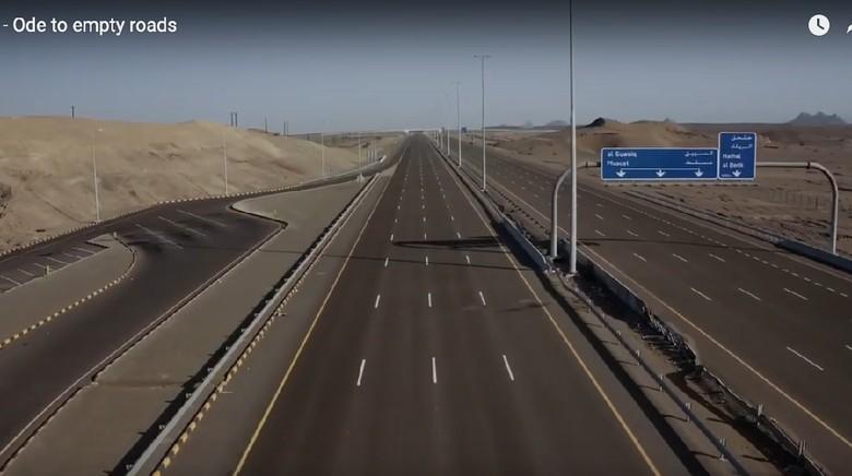 Iklan Nissan Ode To Empty Roads