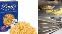 Pasta Bentuk Mr. P Jadi Sorotan di Saat Kelangkaan Makanan Akibat Corona