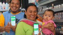 Pandemi Corona, GrabKios Medan Buka Layanan Delivery Lewat WhatsApp