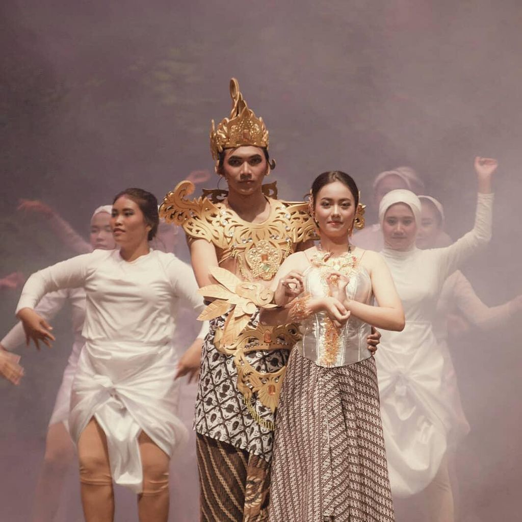 Teater Keliling Tunda Pertunjukan The Great Rahwana Jadi 12 Juni