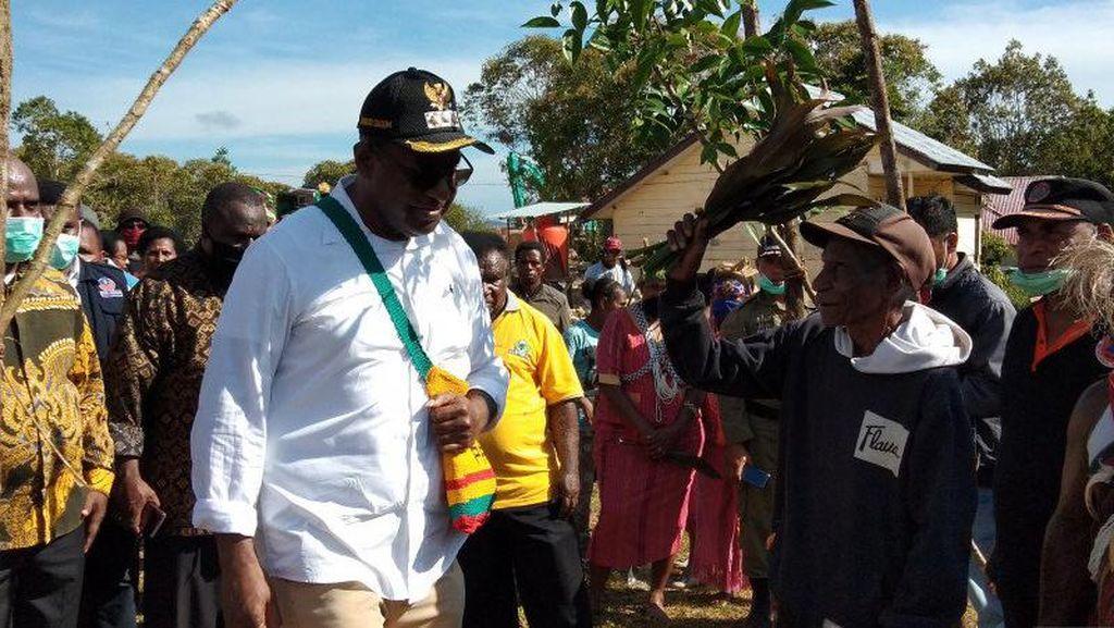 Niatnya Cegah Corona, Ritual Tah Was Kumpulkan Massa Digelar di Papua Barat