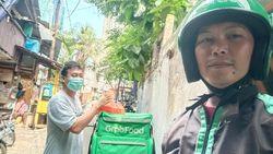Kisah Perjuangan Mitra Grabfood, Melaju di Tengah Pandemi Corona