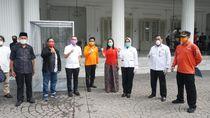 Pandemi Corona, Kadin Jakarta Sumbang Alat Kesehatan hingga Sembako
