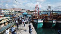 KKP Percepat Proses Hukum 5 Kapal Ikan Asing di Batam