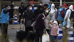 Antisipasi Corona Gelombang Kedua, Lebih dari 1 Juta Warga China Dilockdown
