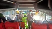 Penumpang Bus Turun di Nganjuk Naik 3 Kali Lipat, Gelombang Mudik Awal?
