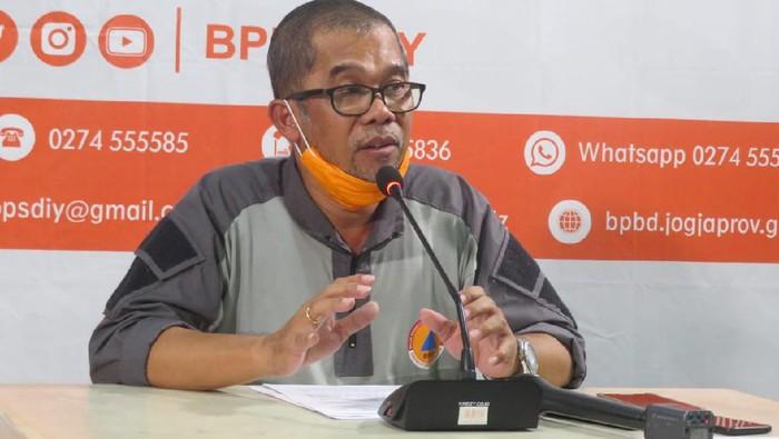 Ketua Sekretariat Gugus Tugas Percepatan Penanganan Covid-19, Biwara Yuswantana, Sabtu (28/3/2020).