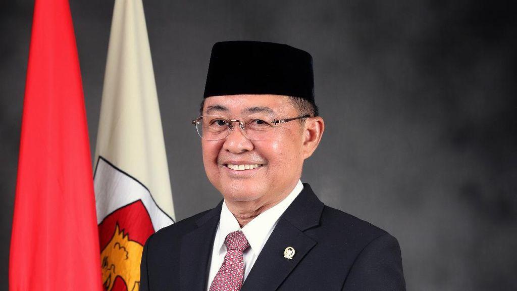 Anggota DPR F-Gerindra Meninggal, Keluarga Bantah karena Corona