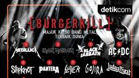 Burgerkill Masuk Daftar 50 Band Metal Terbaik Dunia