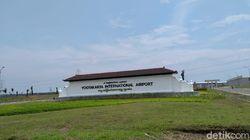 Dibangun Sejak 2018, Bandara YIA Kulon Progo Diresmikan Presiden Hari Ini