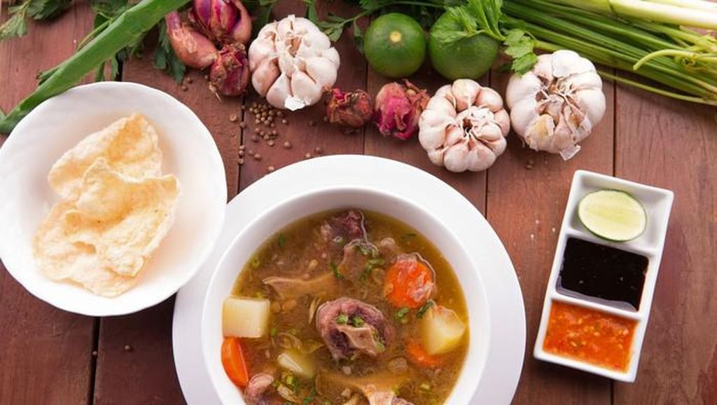 5 Resep Sup Bening Enak yang Bisa Perkuat Daya Tahan Tubuh