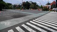 Penutupan Sejumlah Jalan Protokol di Surabaya